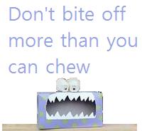 don't bite