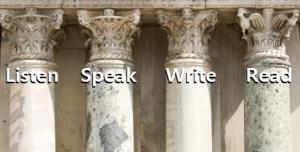four pillars of language