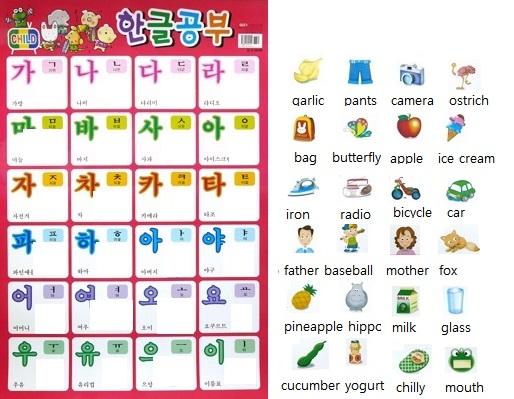 koreanalphabetchildren