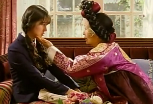 Queen Mother from Goong