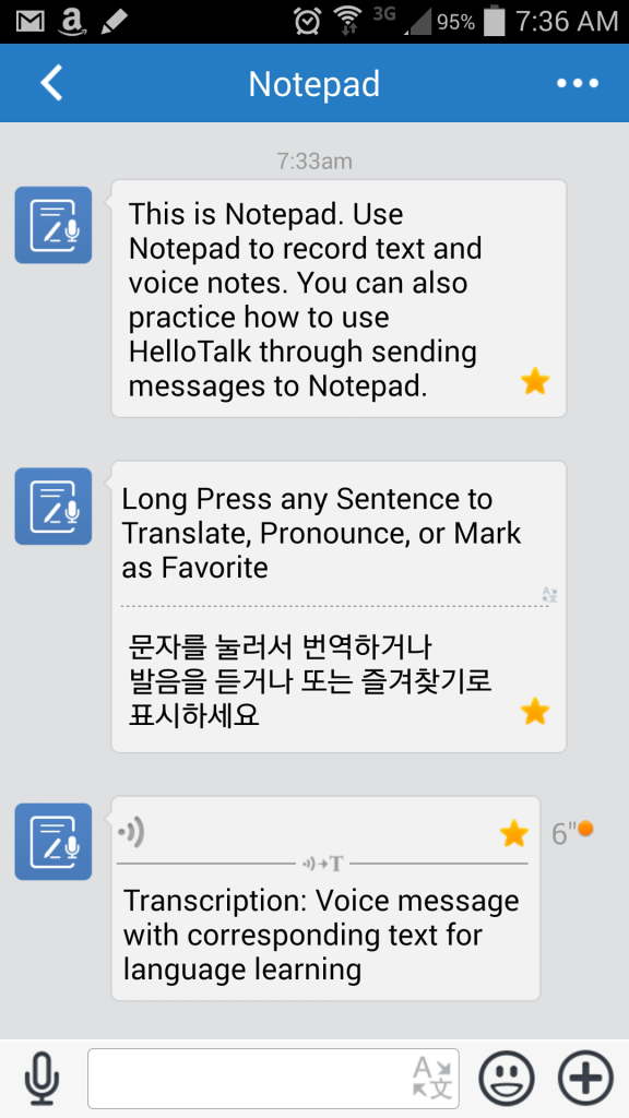 HelloTalk, a crash course | Hanguk Babble