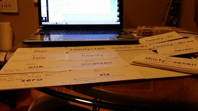 Hada flashcards