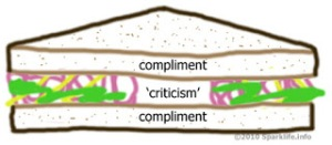 criticismsandwich