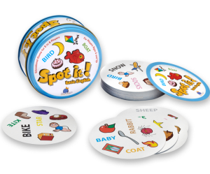 spot it card game