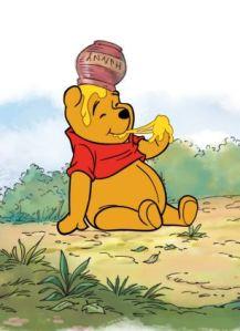 pooh-honey