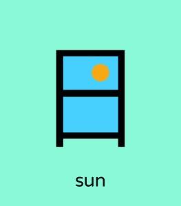 Chineasy-sun