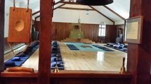 Zen Mountain Monestary