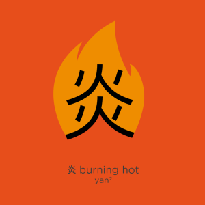 Chineasy_BurningHot