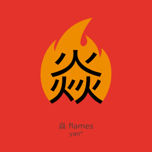 Chineasy_Flames