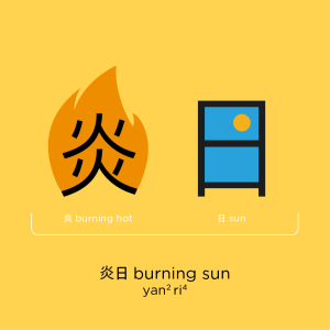 Chineasy_Phrases_BurningSun